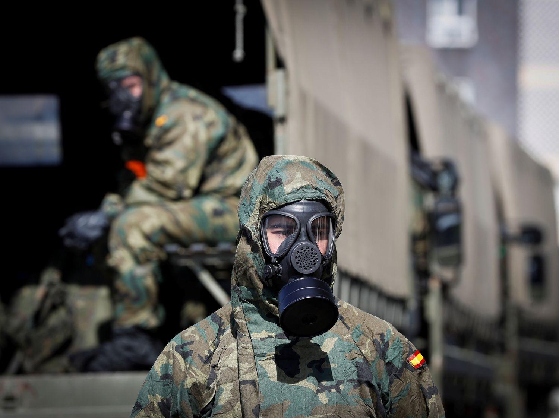 La República Checa dona 10.000 equipos de protección a España a través de la OTAN